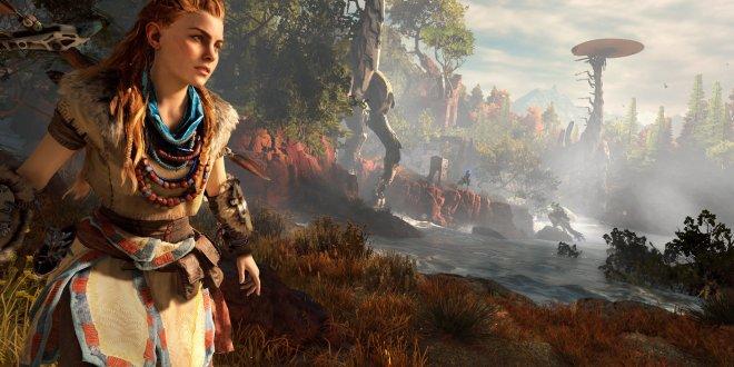 Le tout nouveau jeu Horizon Zero Dawn a été pour moi la plus belle surprise de la présentation   E3 2016 Sony