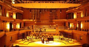 La Maison symphonique de Montréal. Photo de Wikipédia/Jean Gagnon.