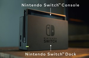 Nintendo Switch Console + Dock