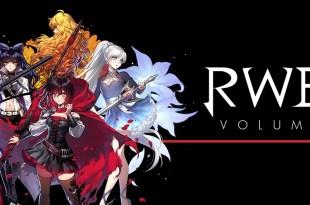 Bannière pour RWBY Volume 4