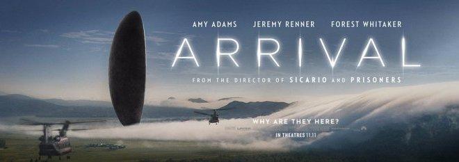 The Arrival remporte le prix pour le meilleur son au BAFTA