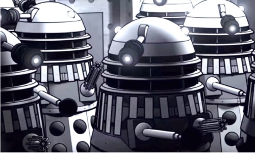 Source : BBC Worldwide | Doctor Who : The Power of the Daleks