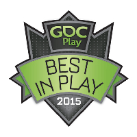 GDC Play - Best In Play Award 2015