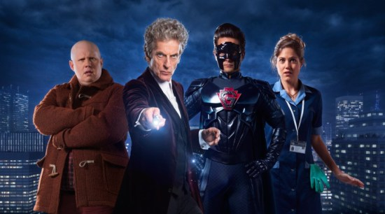 Source : Cineplex Entertainment | Doctor Who : The Return of Doctor Mysterio