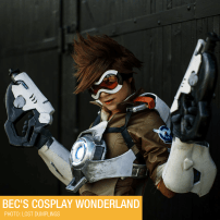 Bec's Cosplay Workshop costumaderie