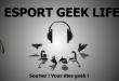Esport Geek Life, un roman nouveau genre!