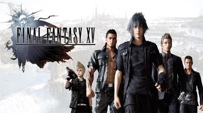 Le jeu de l'année 2016 des Québécois est... Final Fantasy XV