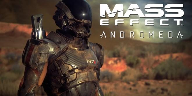 Bioware publiera une trilogie de romans pour Mass Effect Andromeda