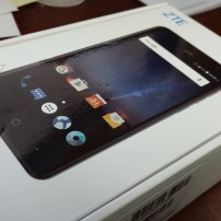 ZTE Grand X 4 - Unboxing 2