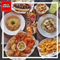 Autres choix de repas. Source: Facebook