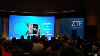 Conférence de presse de ZTE