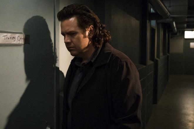 Dr. Eugene Porter (Josh McDermitt)- The Walking Dead Saison 7 Épisode 15 - Photo: Gene Page/AMC
