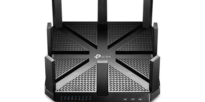 TP-Link – Essai du routeur Archer C5400 tri-bande