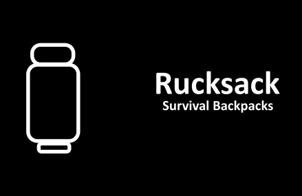 Best Rucksack Survival Backpack Options For Your Trekking, Hiking, Camping And Safari Needs