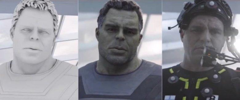 Avengers Endgame VFX