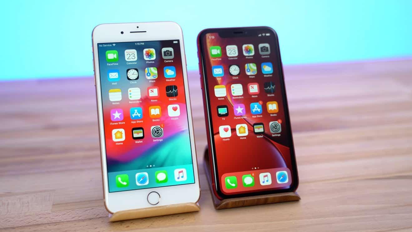iPhone XR vs iPhone 8 Plus: veja o comparativo! - Geek Blog