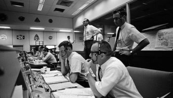 NASA Mission Control - 100 rules for NASA project managers