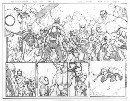 Marvel Universe by Joe Madureira