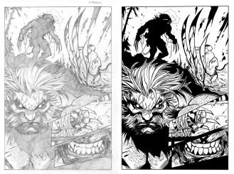 Wolverine by Joe Madureira