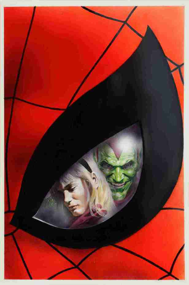 Spider-Man by Alex Ross