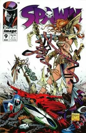 spawn-5-todd-mcfarlane-cover