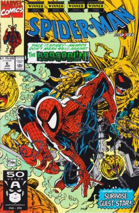 spider-man-6-todd-mcfarlane-cover