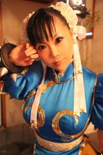 Chun Li Cosplay 13