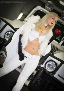 Emma Frost Cosplay 37