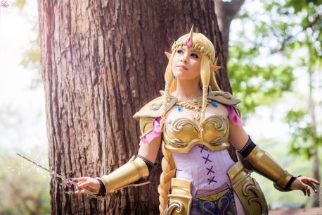 Princess Zelda Cosplay 36