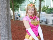 Princess Zelda Cosplay 6