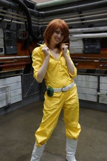 April Oneil Cosplay 5