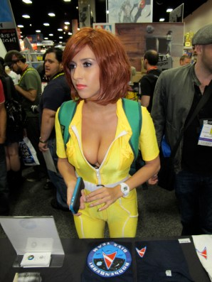 April Oneil Cosplay 8