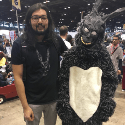 C2E2 2017 Cosplay - Frank the Bunny