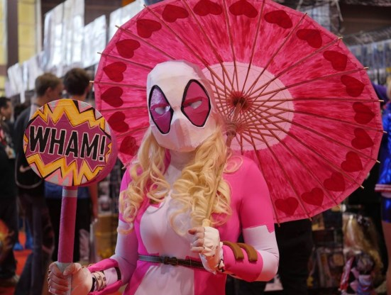 C2E2 2017 Cosplay - Gwenpool