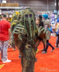C2E2 2017 Cosplay - Man-Thing