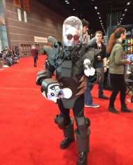 C2E2 2017 Cosplay - Mr. Freeze