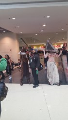 C2E2 2017 Cosplay - Pyramid Head 5