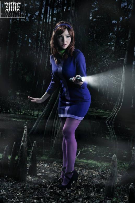 Daphne Cosplay 20