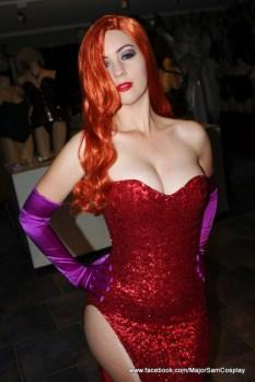 Jessica Rabbit Cosplay 1