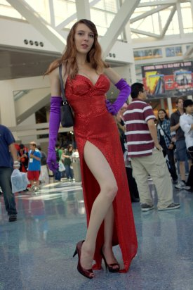 Jessica Rabbit Cosplay 46