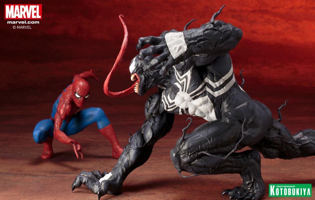 Kotobukiya Marvel Comics Venom ARTFX+ Statue 9