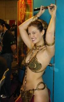 Princess Leia Cosplay 20