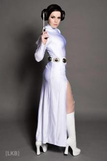 Princess Leia Cosplay 35