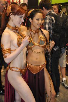 Slave Leia Cosplay 14