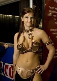 Slave Leia Cosplay 21