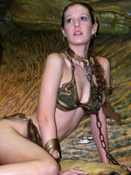 Slave Leia Cosplay 31