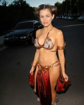 Slave Leia Cosplay 71