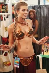 Slave Leia Cosplay 83