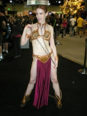Slave Leia Cosplay 90