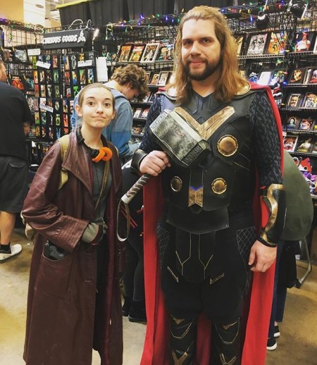 Steel City Con 2017 - Thor | Star Lord